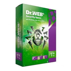 Dr.Web Security Space КЗ